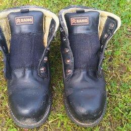 Обувь - Ботинки рабочие, 0