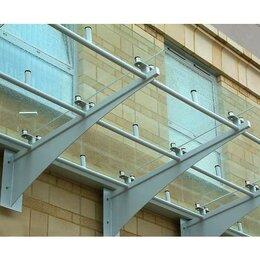 Поликарбонат - Монолитный поликарбонат Kinplast 5мм. 2050х3050мм. (прозрачный), 0