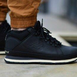 Ботинки - Кроссовки New Balance 754 черные, 0