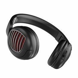Наушники и Bluetooth-гарнитуры - Bluetooth-наушники полноразмерные Hoco W23 Brilliant sound wireless (black), 0