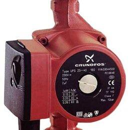Насосы и комплектующие - Циркуляционный насос Grundfos UPS 25-40 (130), 0