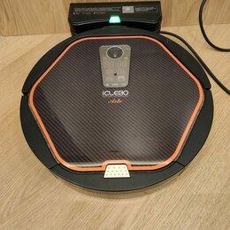 Роботы-пылесосы - Робот-пылесос iClebo Arte carbon, 0