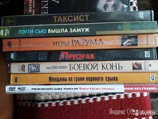 DVD коллекция лучших иностранных фильмов по цене 5₽ - Видеофильмы, фото 0