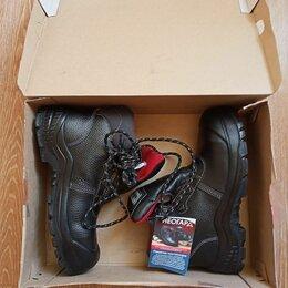 Ботинки - Ботинки кожаные Техноавиа , 0