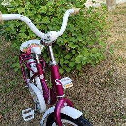 Обода и велосипедные колёса в сборе - Продаю двухколесный велосипед с дополнительными колесами. В отличном состоянии, 0