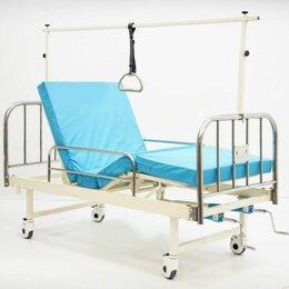 Мебель для учреждений - Кровать механич. BLY 0450 T (MET NOX) 999 c инклинометрической рамой, без мат..., 0