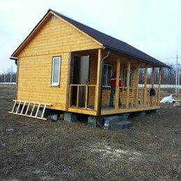Готовые строения - Каркасно-щитовой дом 6*6 м, 0