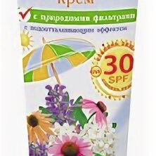 Уход за кожей - Наша Мама Детский крем солнцезащитный SPF 30 водоотталкивающий с 18 мес (туба..., 0
