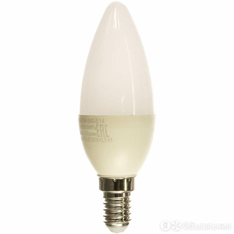 Светодиодная лампа ЭРА LED smd B35-7w-840-E14 по цене 107₽ - Лампочки, фото 0