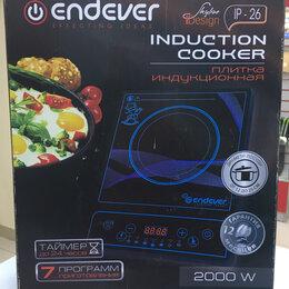 Плиты и варочные панели - Электрическая плита endever, 0