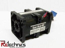 Кулеры и системы охлаждения - Вентилятор серверный Sanyo 9CR0412S5038, 0