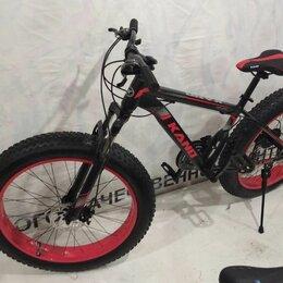 Велосипеды - Велосипед фэтбайк 26, 0