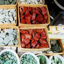 Камни для печей - Камни для бани Малиновый кварцит , 0