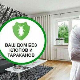 Бытовые услуги - Уничтожение тараканов, клопов, грызунов, 0