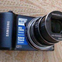 Фотоаппараты - Фотоаппарат samsung WB250Fсмарт камера с Wi-Fi и супер зумом, 0