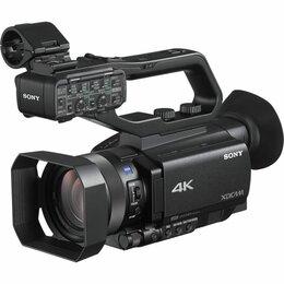 Видеокамеры - Видеокамера Sony PXW-Z90, 0