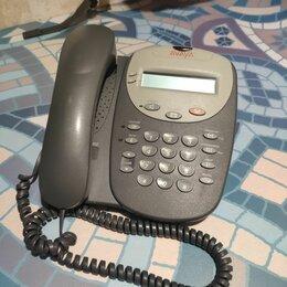 Проводные телефоны - Аппарат телефонный avaya 2402d, 0