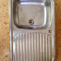 Кухонные мойки - Мойка кухонная из нержавейки 40 х 80, 0