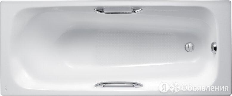 Чугунная ванна Jacob Delafon Melanie 160x70, с ручками по цене 56740₽ - Ванны, фото 0