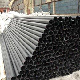 Водопроводные трубы и фитинги - Труба полиэтиленовая пнд пластиковая 90мм тех, 0