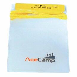 Аксессуары - Гермомешок AceCamp 1852 прозрачный винил д.250мм ш.330мм, 0