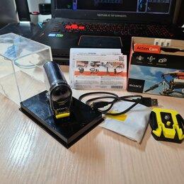 Экшн-камеры - Экшн камера SONY HDR-AS20, 0
