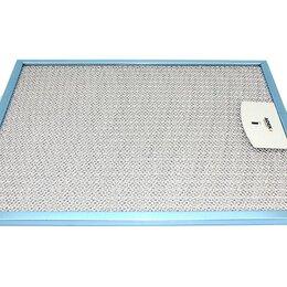 Вытяжки - Фильтр алюминиевый рамочный для вытяжки 265х315х8мм, 0