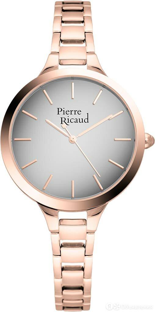 Наручные часы Pierre Ricaud P22047.9117Q по цене 8600₽ - Наручные часы, фото 0