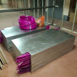 Отопительные системы - Теплый водяной пол для деревянного дома, 0