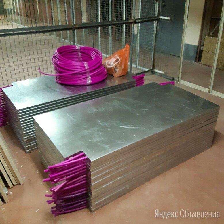 Теплый водяной пол для деревянного дома по цене 2000₽ - Отопительные системы, фото 0