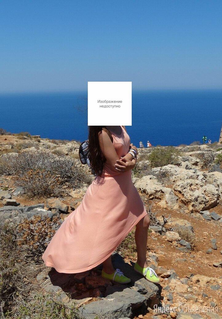 Персиковое / Синее / Сине-белое Платья по цене 300₽ - Платья и сарафаны, фото 0