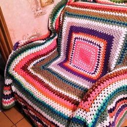 Пледы и покрывала - Плед покрывало на кровать тахту либо кресло , 0