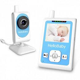 Радио- и видеоняни - Видеоняня HelloBaby HB25, 0