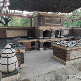 Архитектура, строительство и ремонт - Барбекю комплекс, 0