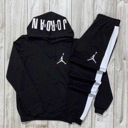 Спортивные костюмы - Костюм спортивный чёрный  , 0