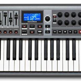 Клавишные инструменты - Midi-клавиатура Novation Impulse 61, 0