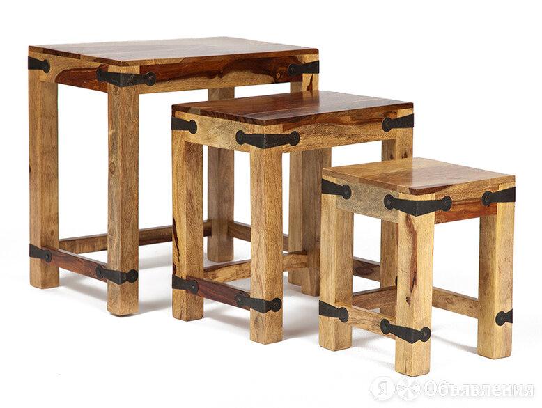"Набор табуреток/столиков ""Бомбей"" SAP-0077 по цене 10790₽ - Мебель для кухни, фото 0"