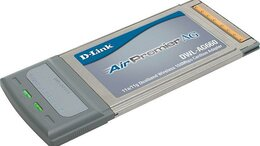 Сетевые карты и адаптеры - Сетевая карта D-Link DWL-AG660, 0