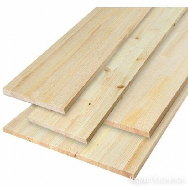 Мебельный щит 40*200*1400мм по цене 658₽ - Дизайн, изготовление и реставрация товаров, фото 0