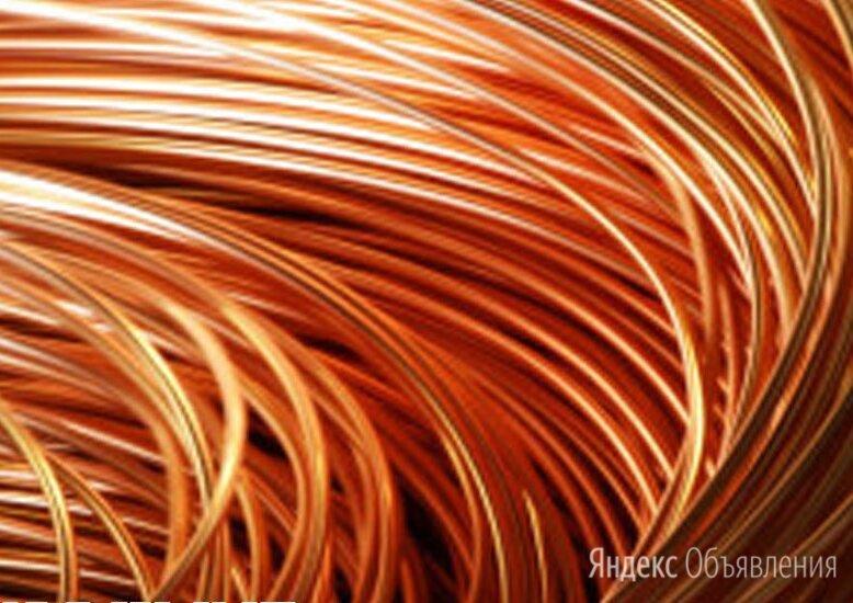 Проволока бронзовая 4 мм БрОФ6.5-0.15 ГОСТ 16130-90 по цене 1273₽ - Металлопрокат, фото 0