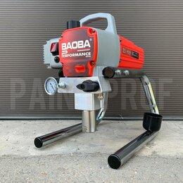 Малярные установки и аксессуары - Окрасочный аппарат (краскопульт) BAOBA 450 perfomance, 0