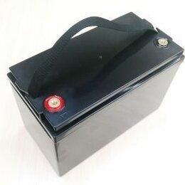 Аккумуляторы и комплектующие - Аккумуляторная батарея 12В 160Ач (LiFePO4, 4S2P, LF-12160), 0