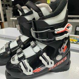 Ботинки - Ботинки горнолыжные Tecnica JT 3 37р. б/у, 0