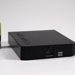 Цифро-аналоговые преобразователи - Внешний ЦАП Hi-End DSD DAC Concero HD Resonessence Labs, 0