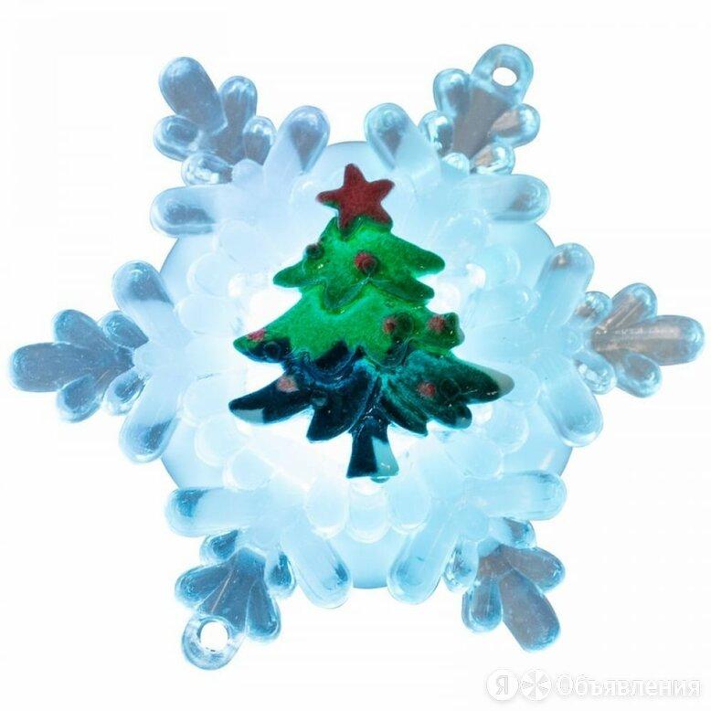 Фигурка Neon-Night Елочка на снежинке по цене 136₽ - Статуэтки и фигурки, фото 0