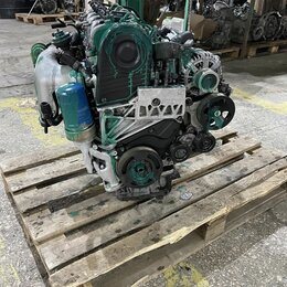Двигатель и топливная система  - Двигатель для Hyundai Santa Fe Classic 2.0л 112-113лс D4EA (0199), 0