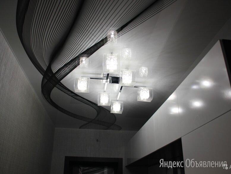 Натяжной потолок по цене 140₽ - Потолки и комплектующие, фото 0