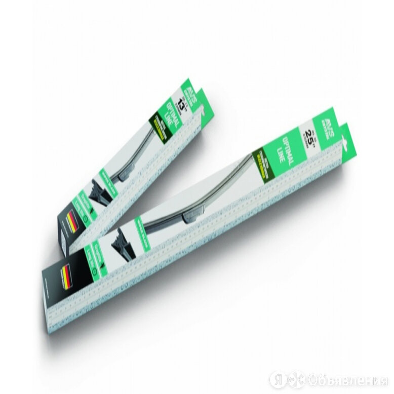 Щетка стеклоочистителя AVS OptimalLine OL-11 по цене 176₽ - Кузовные запчасти , фото 0
