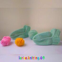 Носки - Носки детские вязанные, 0