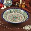 Ляган круглый Риштанская Керамика, 33см, микс по цене 1296₽ - Тарелки, фото 0